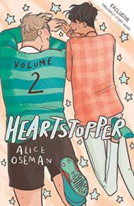 Heartstoper Vol. 2 by Alice Oseman Book Cover 196x300 - December & Yearly Wrap-Up for 2019 (because it's already getting busy)