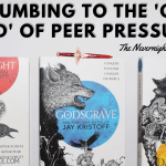 Succumbing to the  good kind  of peer pressure 2019 Header - Juggling University and Blogging: How Not to Have a Guilt-Induced Breakdown (SW #35)
