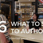 What to say when meeting authors 2019 Blog Header Storytime Wednesday - Heartstopper Volumes 1 & 2 by Alice Oseman | Comic Book Review