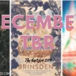 December 2019 TBR Headder - City of Bones by Cassandra Clare | Re-read Book Review