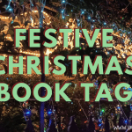 Festive Christmas Book Tag 2019 Blog Post Header - Happy New Year & 2020 Goal Setting (wow all my posts are falling on the big holidays hehe)