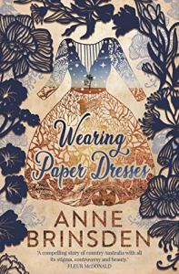 Wearing Paper Dressed book cover by Anne Brinsden 197x300 - The Last TBR For 2019!