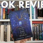 The Quiet At The End of The World Book Review 2020 Header - Bratz Readathon TBR!