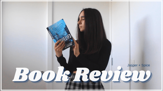 TrueLife Book Review Spoiler 2020 Blog Header - TrueLife By Jay Kristoff | Spoiler Book Review