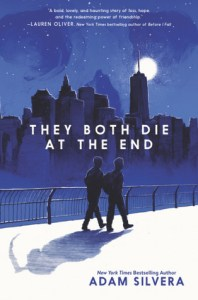 They Both Die At The End by Adam Silvera Book Cover 198x300 - They Both Die At The End by Adam Silvera | Spoiler-Free Book Review