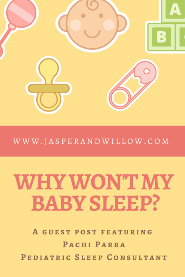 Why Won't My Baby Sleep?