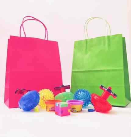 Party favor ideas for kids birthday party