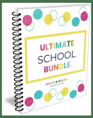 Ultimate School Bundle