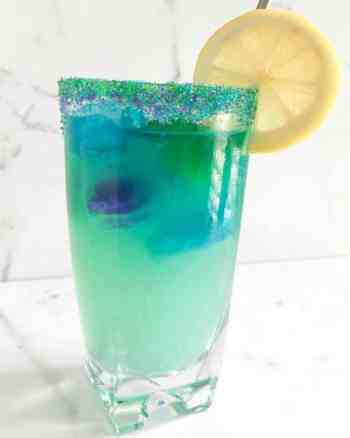 mermaid lemonade recipe mocktail