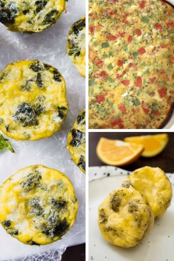 gluten free freezer meals for breakfast with eggs
