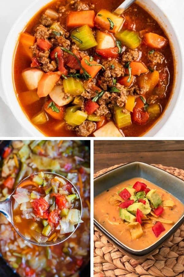 gluten free freezer meal soups