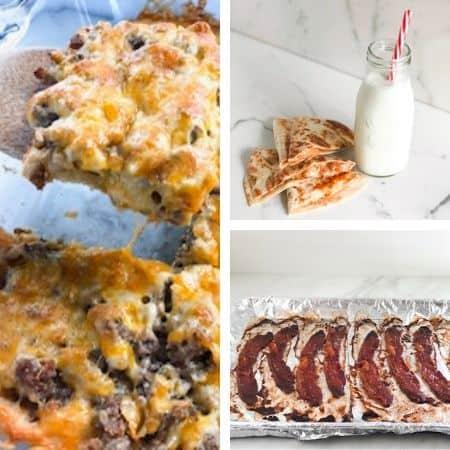 breakfast ideas for before school
