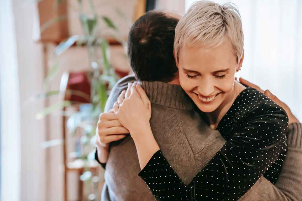 Is Hugging Really Good for You?