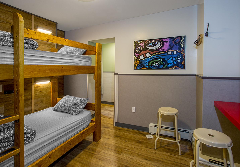 The Jasper Downtown Hostel Hosteling In Jasper Alberta