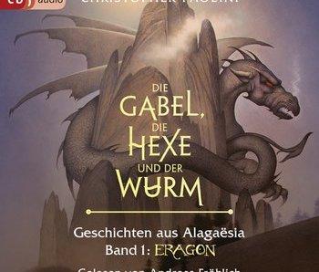 Hörbuch: Die Gabel, die Hexe und der Wurm