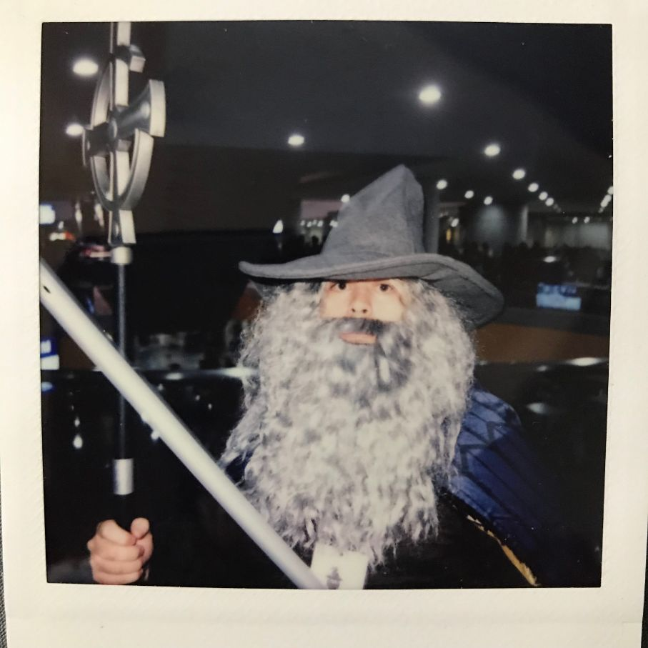 gandalf the white cosplay