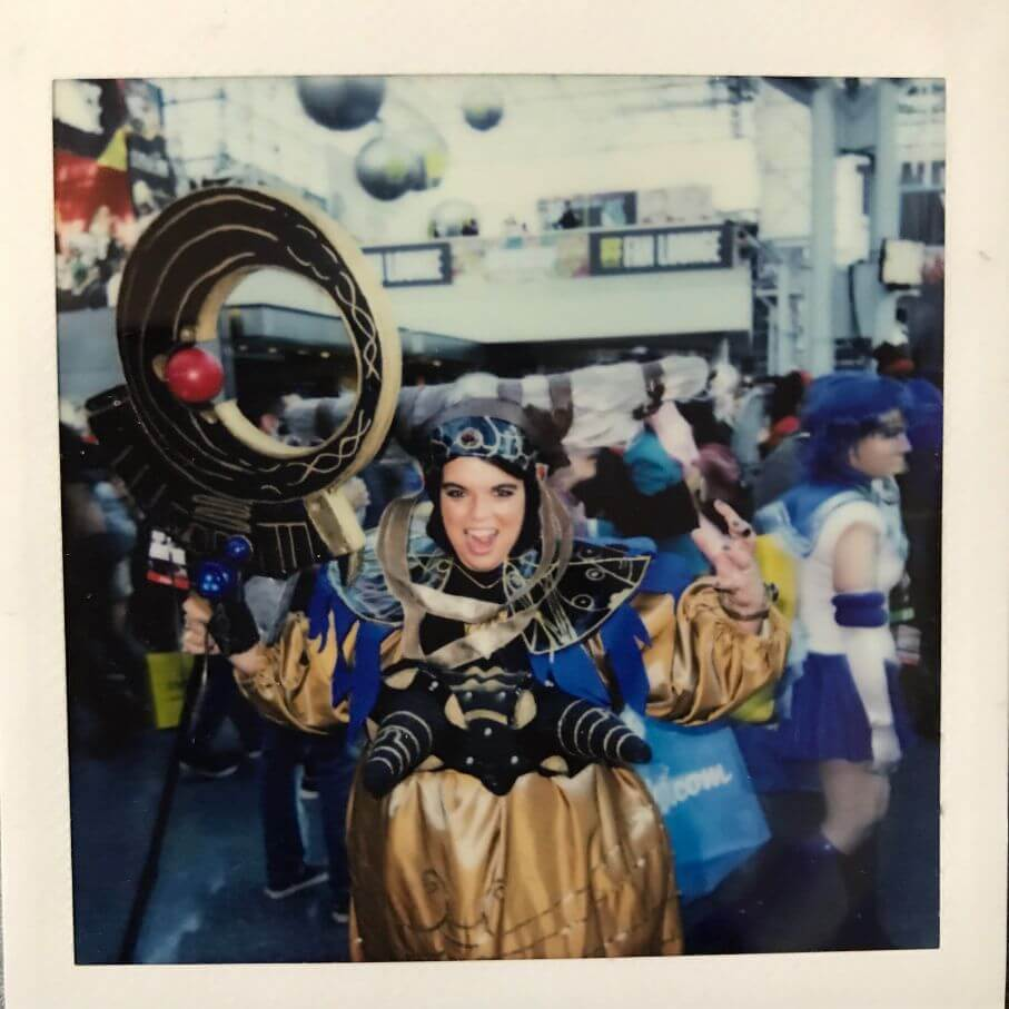 power rangers witch cosplay