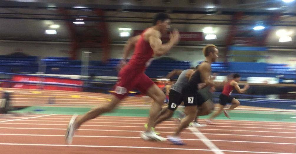 jasper yao running at nike spec
