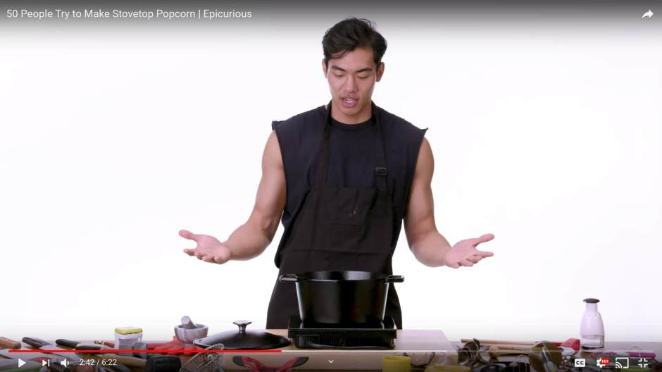 Epicurious Cooking Skills Challenge - Jasper Yao