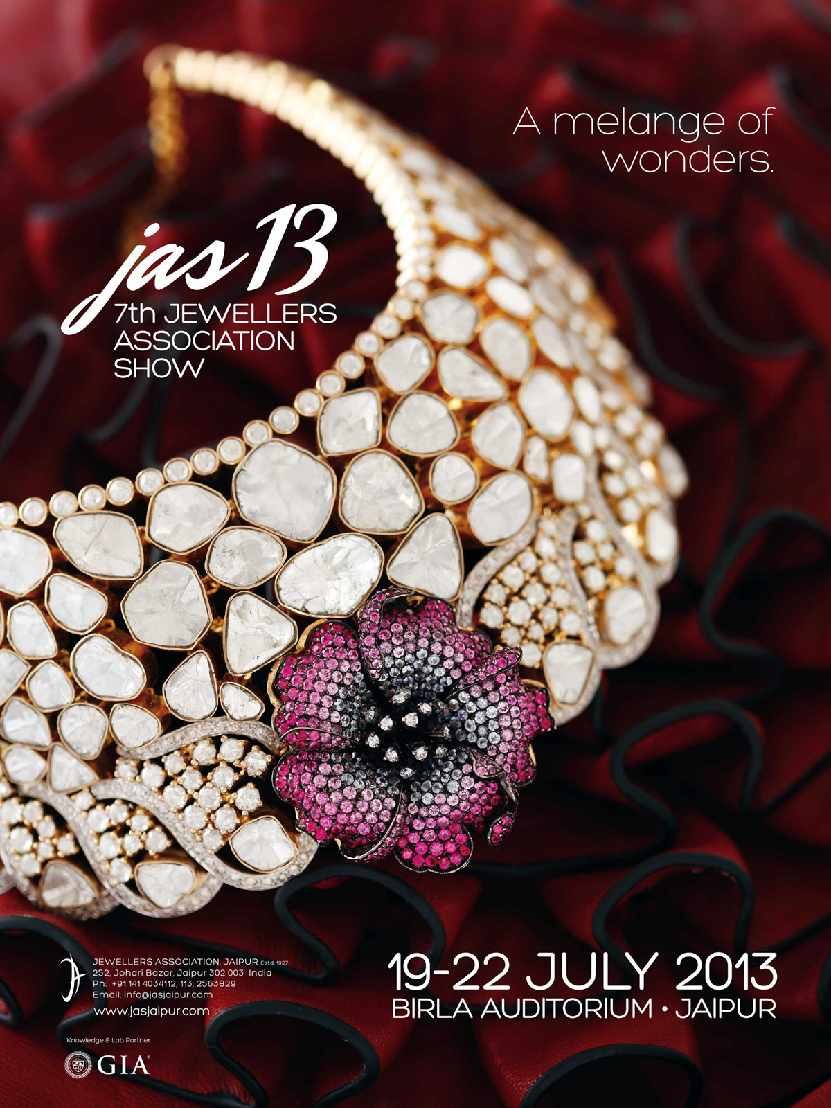 Jewellers Association Show JAS  The Gems  Jewellery Show