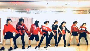 K-POP福岡ジャストダンススタジオ