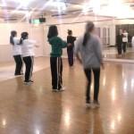福岡中学生のダンスクラス