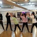 ロックダンス 中学生と高校生女子限定の入門クラス