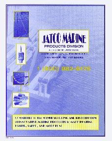 Jatco Marine Products Complete Catalog