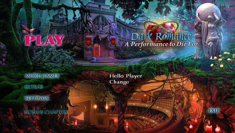 Image result for Dark Romance a performance to die for