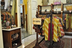 Batik GS selalu kreasi motif dan produk up to date