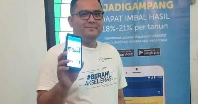 Tren Penyaluran Pinjaman Akseleran di Jawa Tengah Terus Meningkat