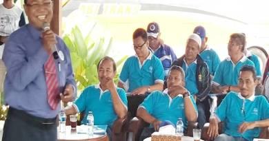 Pembekalan Masa Persiapan Pensiun Pegawai PDAM Tirta Moedal Kota Semarang