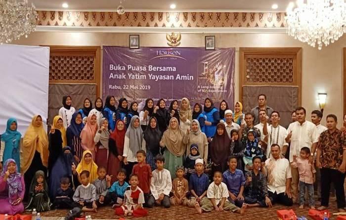 Horison Aziza Solo Optimakan Aplikasi 'myhorison'