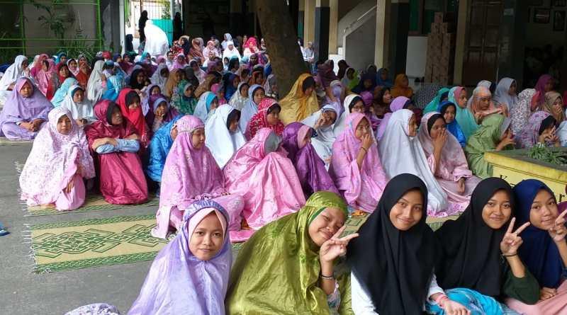 Pesantren (Ter) Kilat SMP Negeri 8 Surakarta