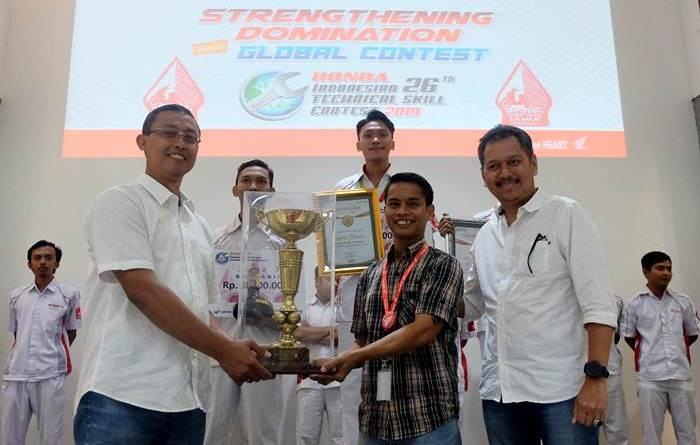 Astra Motor Jateng Kembali Gelar Kontes Mekanik Regional ke-26