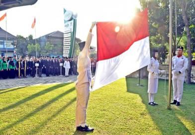 Lorin Group Gelar Upacara Bendera, Peringati HUT RI ke-74