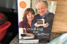 Cooking with Ina Garten Jeffrey