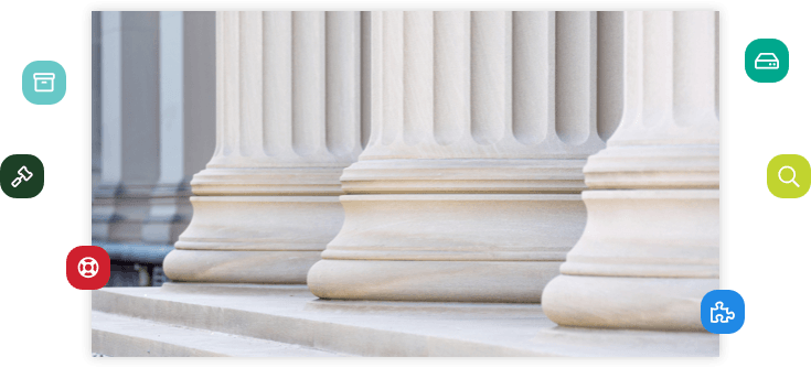 solutions for archiving email government