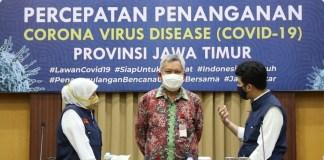 High Level Meeting Tim Pengendali Inflasi Daerah (TPID) Provinsi Jawa Timur