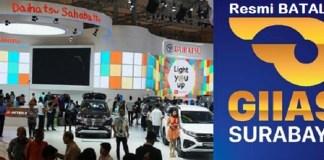 GIIAS 2020 Surabaya Resmi Dibatalkan