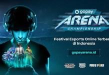 GoPay Arena Championship Diikuti Lebih dari 30.000 Gamer