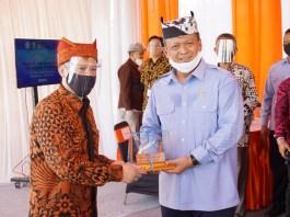 Menteri Perikanan dan Kelautan RI Kunjungi Anak Usaha JAPFA di Bidang Budidaya Perikanan