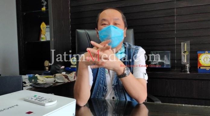 Kepala BPJS Kesehatan Cabang Surabaya, Herman Dinata Mihardja