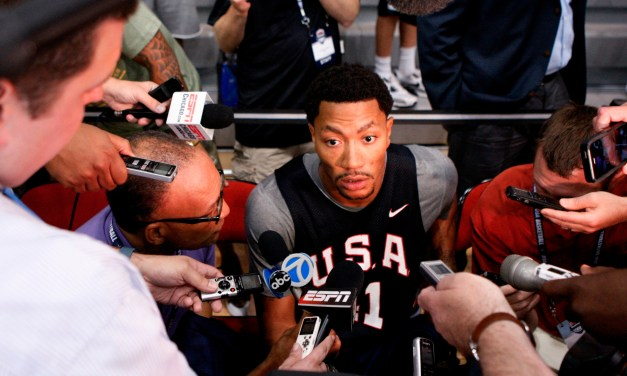 D-Rose Is For Lovers