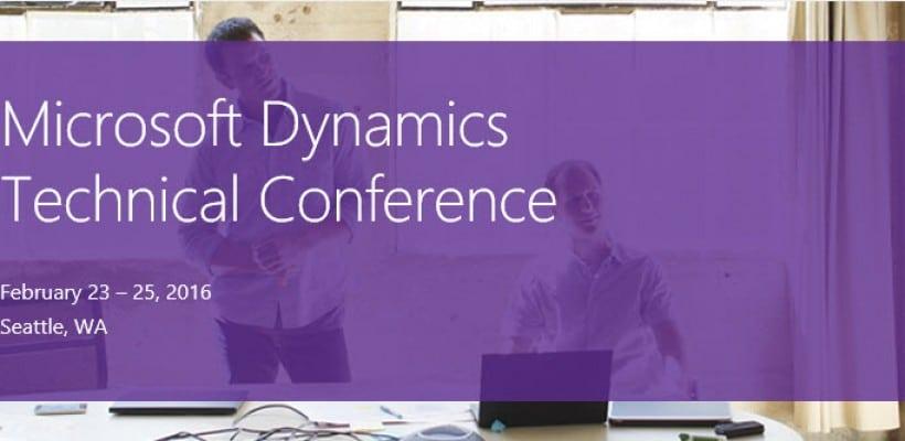 ¡Sesiones de la Microsoft Dynamics Technical Conference 2016 accesibles en el DLP!