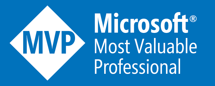 MVP - Microsoft Most Valuable Professional