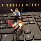 Been Caught Stealinggggg