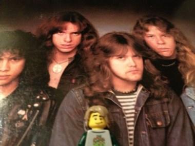 Nice hair dudes !