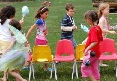 Musical Chairs Images