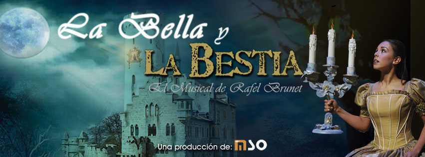 La Bella y la Bestia On Tour 2014-2015